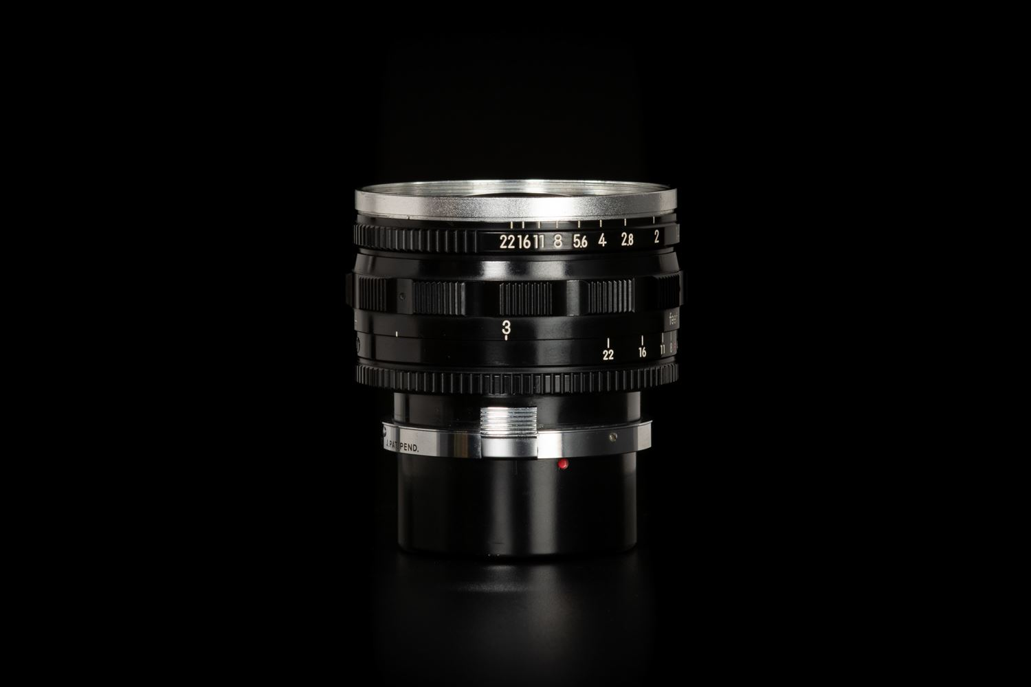 Picture of Nikon Nippon Kogaku Nikkor 50mm f/1.1 External S Mount