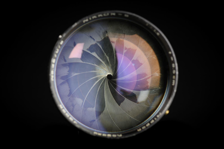Picture of Nikon Nikkor-S.C 8.5cm f/1.5 Leica Screw Mount LTM