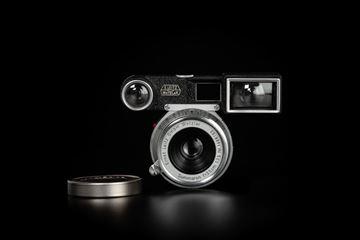 Picture of Leica Summaron 35mm f/3.5 With M3 goggle attachment