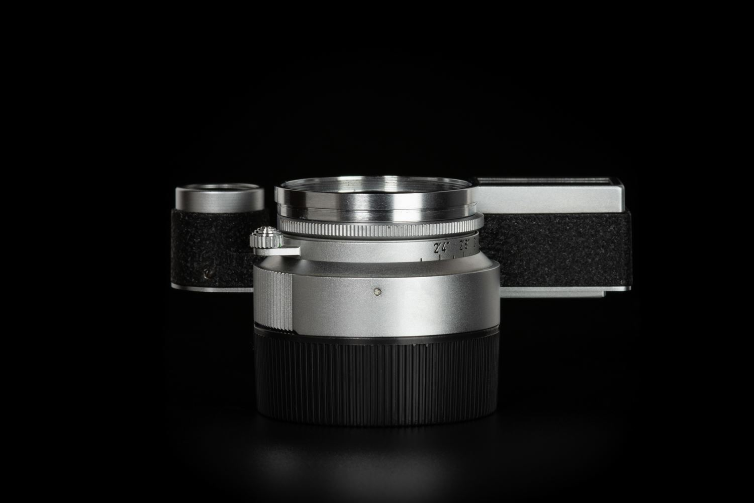 Picture of Leica Summaron 35mm f/3.5 With M3 goggle attachment