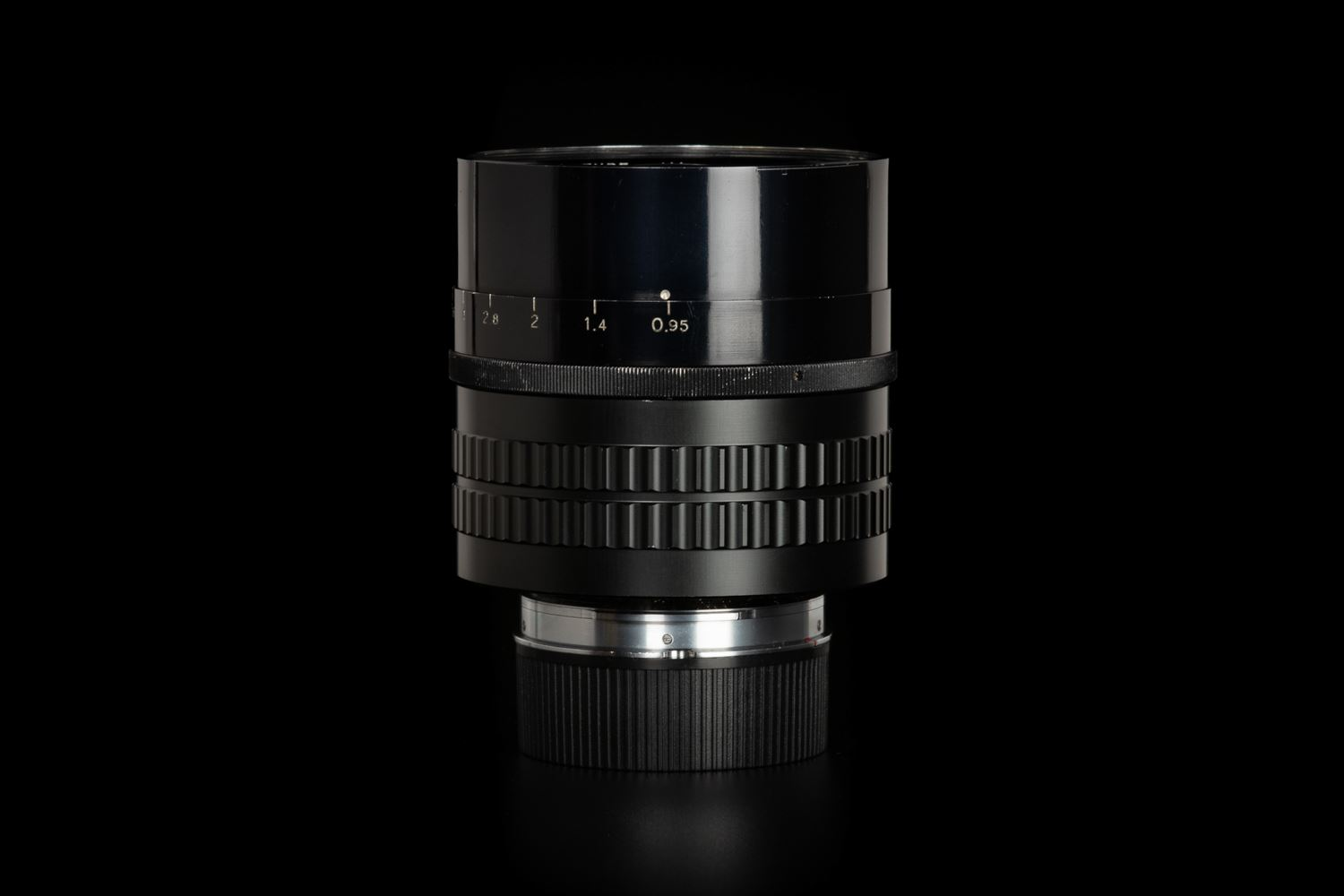 Picture of Angenieux Type M1 50mm f/0.95 Modified to Leica M
