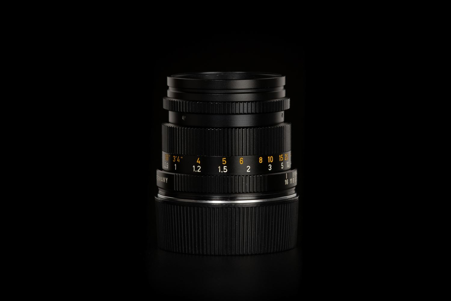 Leica 50mm summicron review