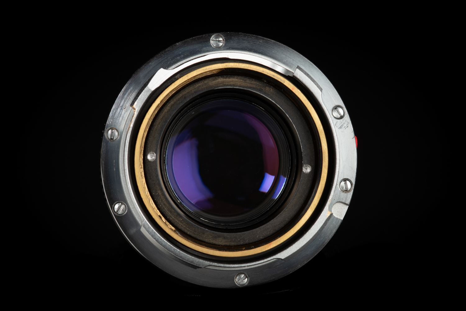 Picture of Leica Summicron-M 50mm f/2 Ver.4 without serial number