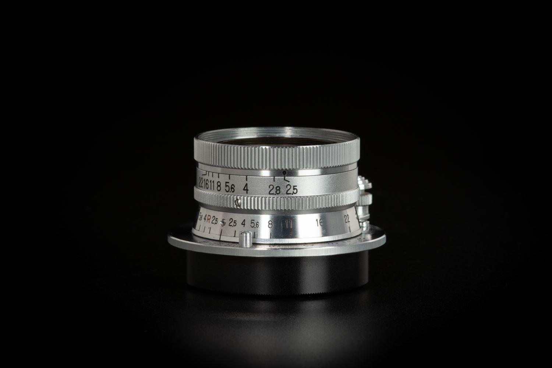 Picture of Nikon Nikkor 35mm f/2.5 Leica Screw Mount LTM