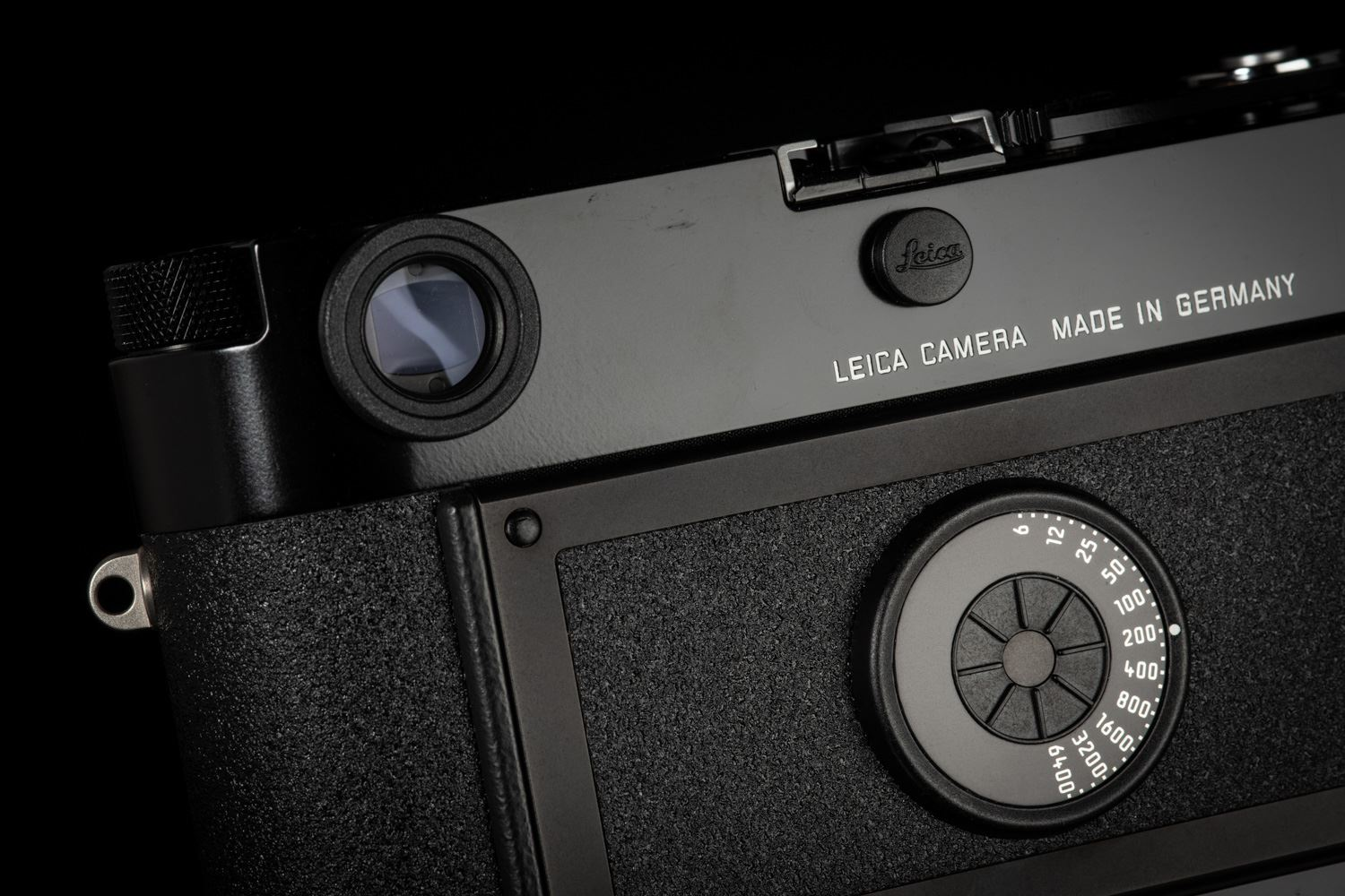 Picture of Leica MP 0.72 Black Paint Betriebsk