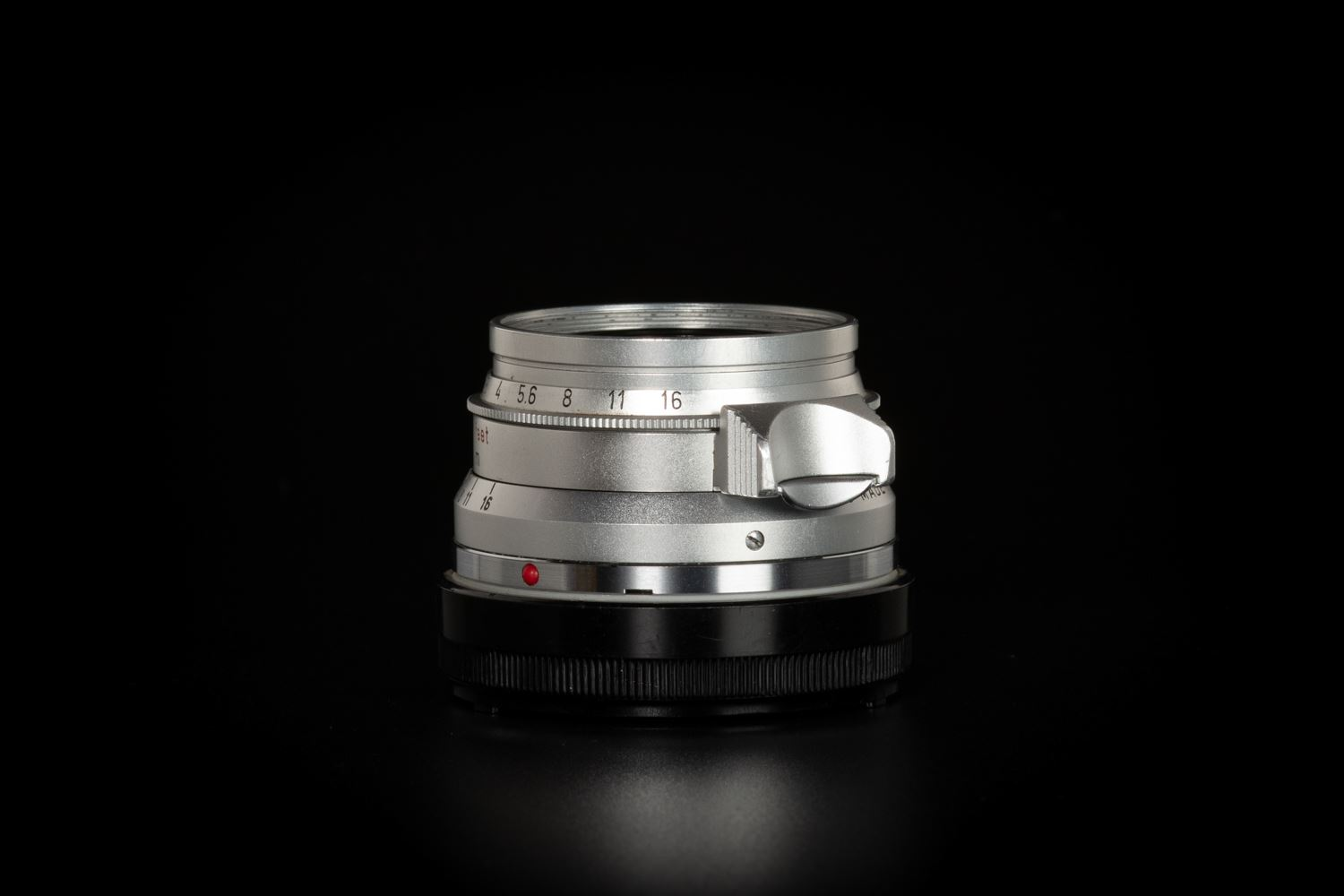 Picture of Leica Summicron-M 35mm f/2 Ver.1 8-element Germany Silver M2