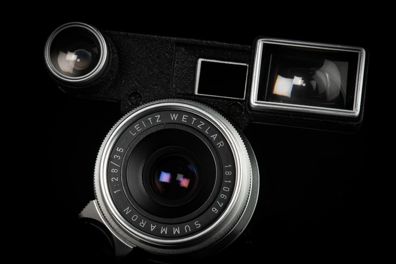 Picture of Leica Summaron-M 35mm f/2.8 M3 Bundeseigentum with IROOA