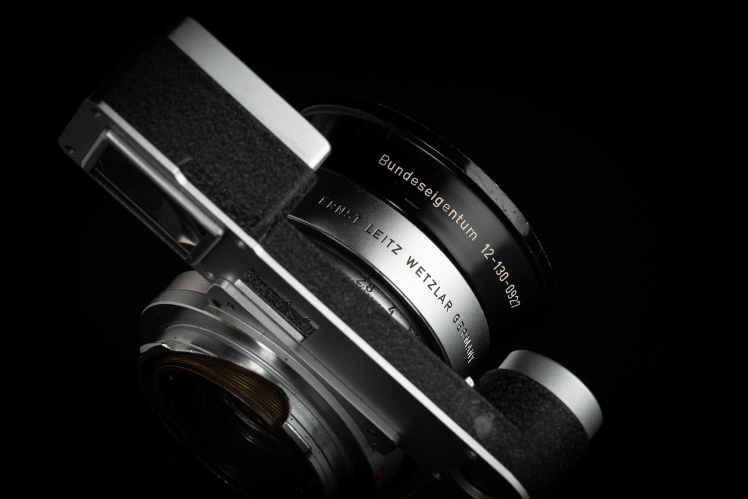 Picture of Leica Summaron-M 35mm f/2.8 M3 Bundeseigentum with IROOA