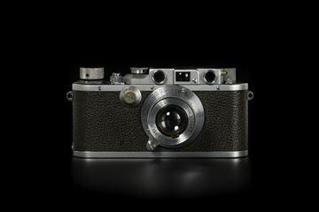 Picture of Leica iiib Luftwaffen-Eigentum with Elmar 50mm f/3.5