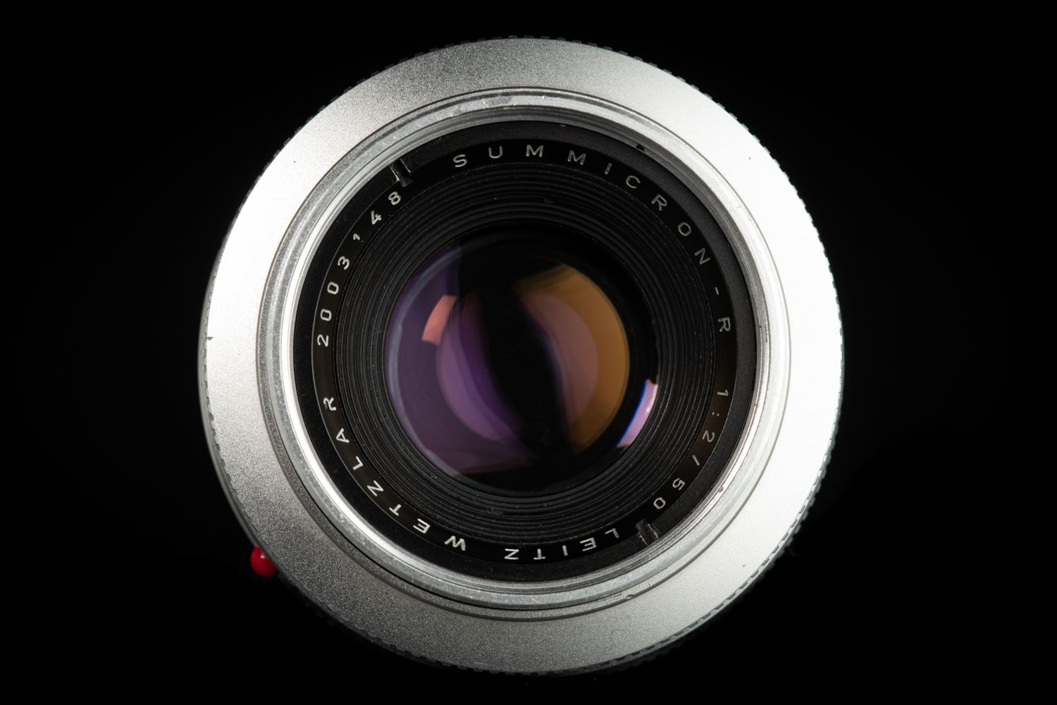 Picture of Leica Summicron-R 50mm f/2 Ver.1 Silver