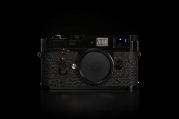 Picture of Leica M2 Original Black Paint