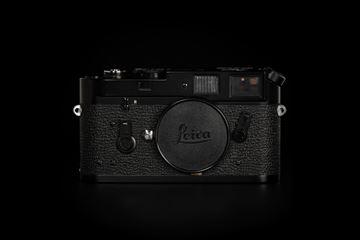 Picture of Leica M4 Original Black Paint