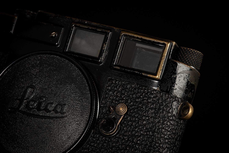Picture of Leica M3 Original Black Paint