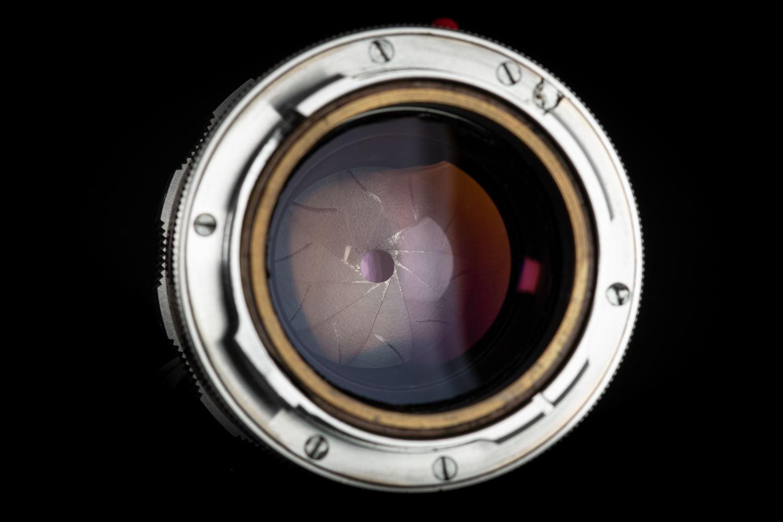 Picture of Leica Tele-Elmarit-M 90mm f/2.8 Silver