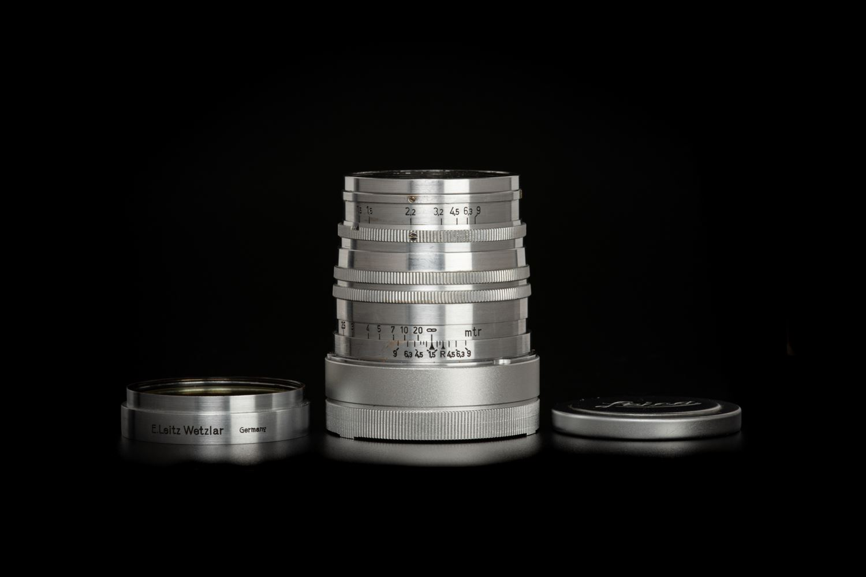 Picture of Leica Xenon 5cm f/1.5 LTM Screw
