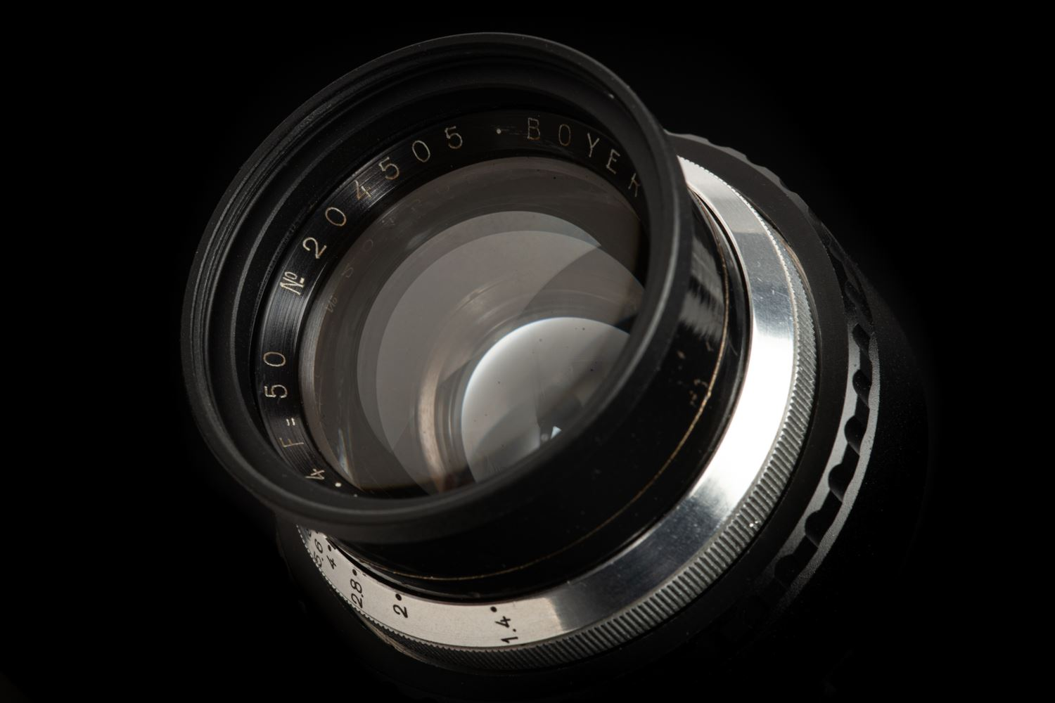 Picture of Boyer Saphir 50mm f/1.4 Modified to Leica M