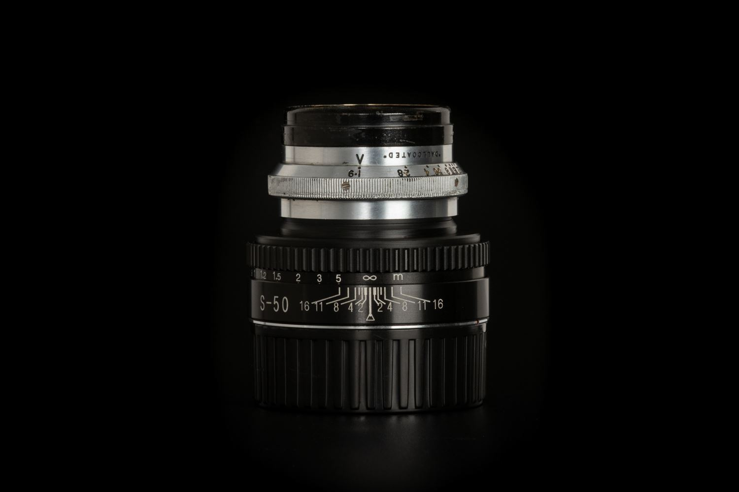 Picture of Dallmeyer Super-Six Anastigmat 2inch f/1.9 Modified to Leica M