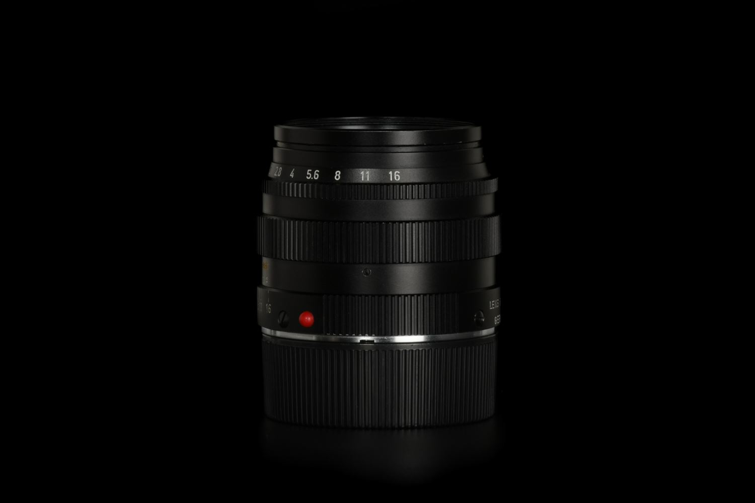 Picture of Leica Summilux-M 50mm f/1.4 Ver.2 Black