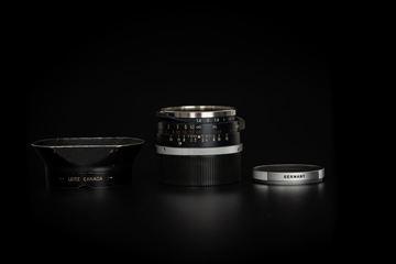Picture of Leica Summilux-M 35mm f/1.4 Ver.1 Steel Rim Black Paint