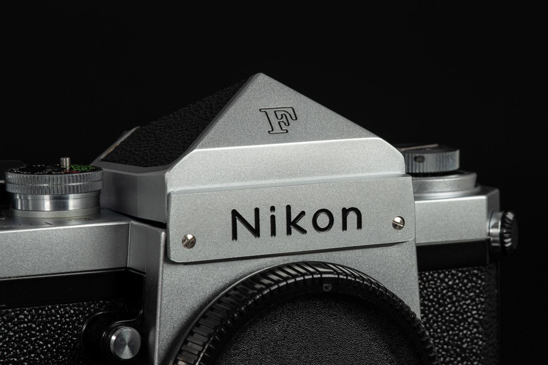 Picture of Nikon F Silver