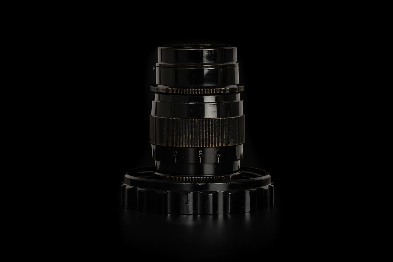 Picture of Leica Hektor 73mm f/1.9 All Black