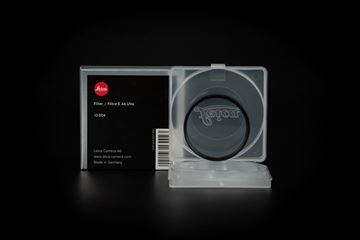 Picture of Leica Filter E46 Uva Black