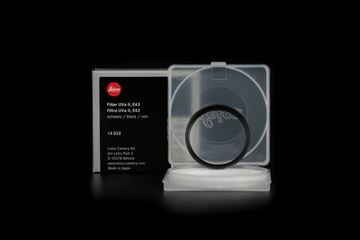 Picture of LEICA FILTER E43 UVA II (BLACK)