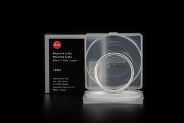 Picture of LEICA FILTER E46 UVA II (SILVER)