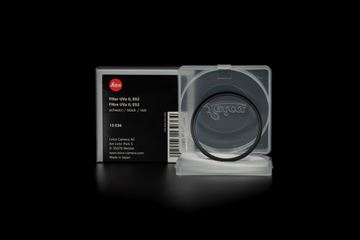 Picture of LEICA FILTER E52 UVA II (BLACK)