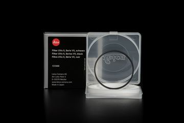 Picture of Leica Filter Uva II, Series VII, black