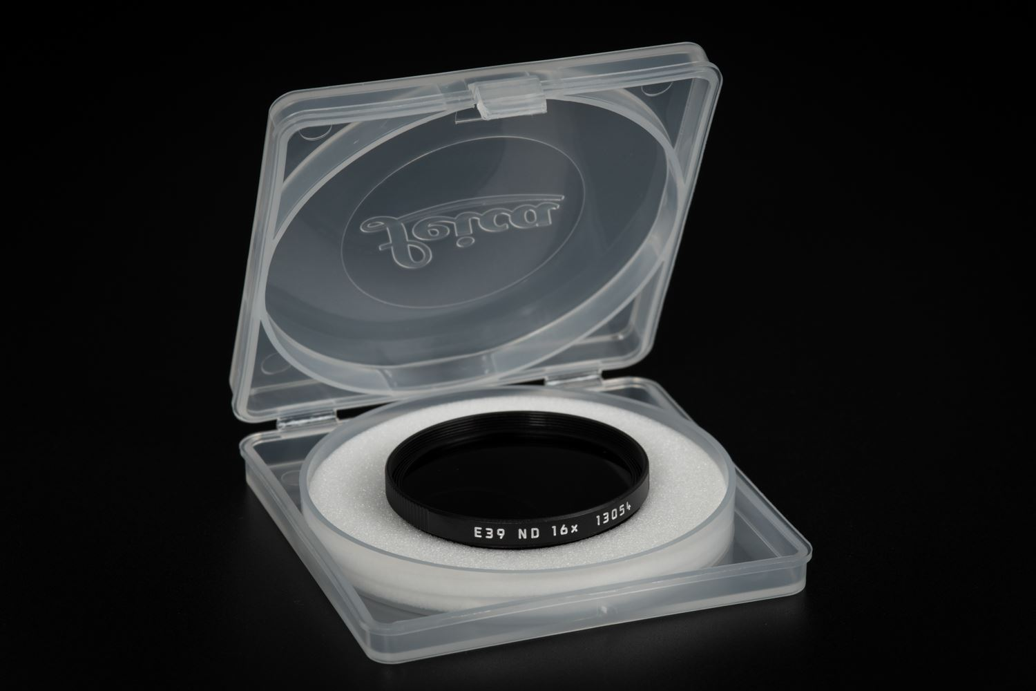 Picture of Leica Filter ND 16x E39, black