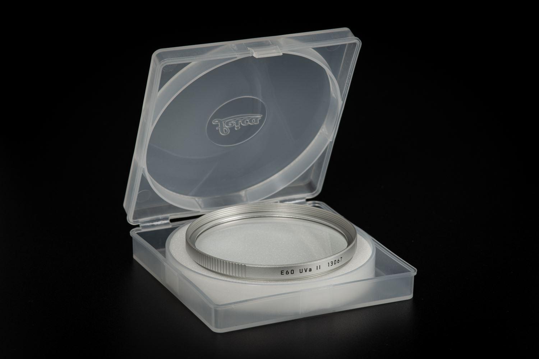 Picture of Filter, UVA II, E60, silvery
