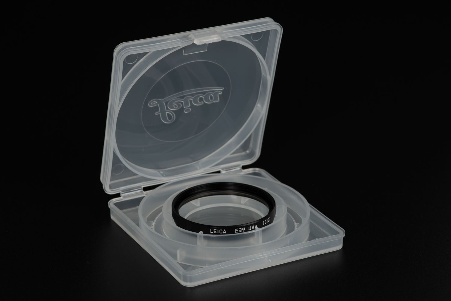 Picture of Leica Filter E39 Uva Black