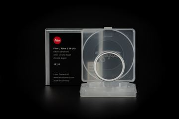Picture of Leica Filter E39 Uva Silver