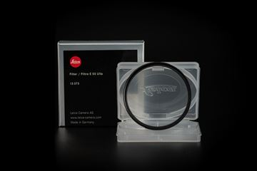 Picture of Leica Filter E55 Uva Black
