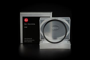 Picture of Leica Filter E60 Uva Black
