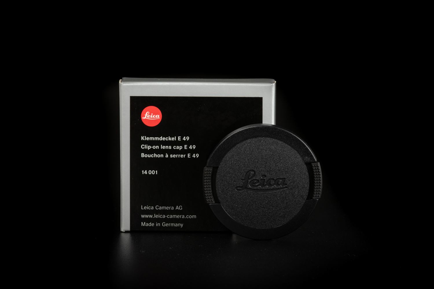 Picture of Lens Cap E49