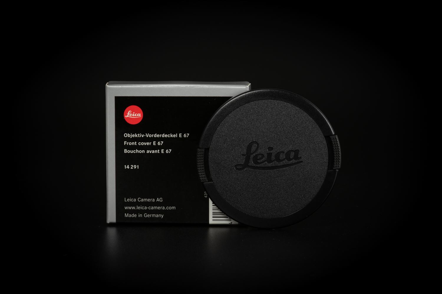 Picture of leica LENS CAP E67
