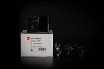 Picture of LEICA BATTERY CHARGER FOR M8/M/M-E/M MONOCHROM