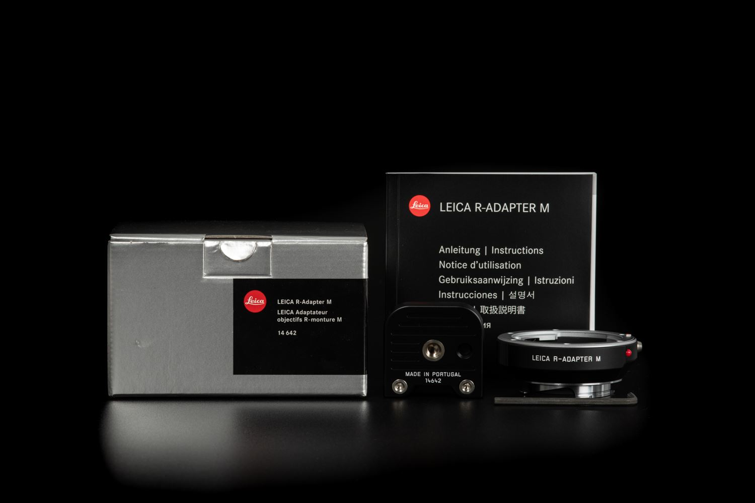 Picture of Leica R-Adapter M