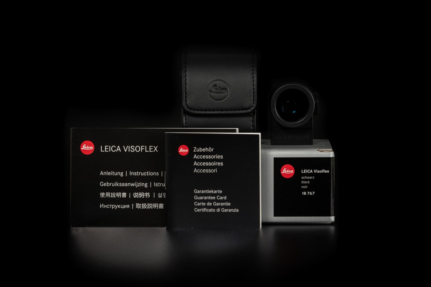 Picture of LEICA Visoflex (Typ 020), black
