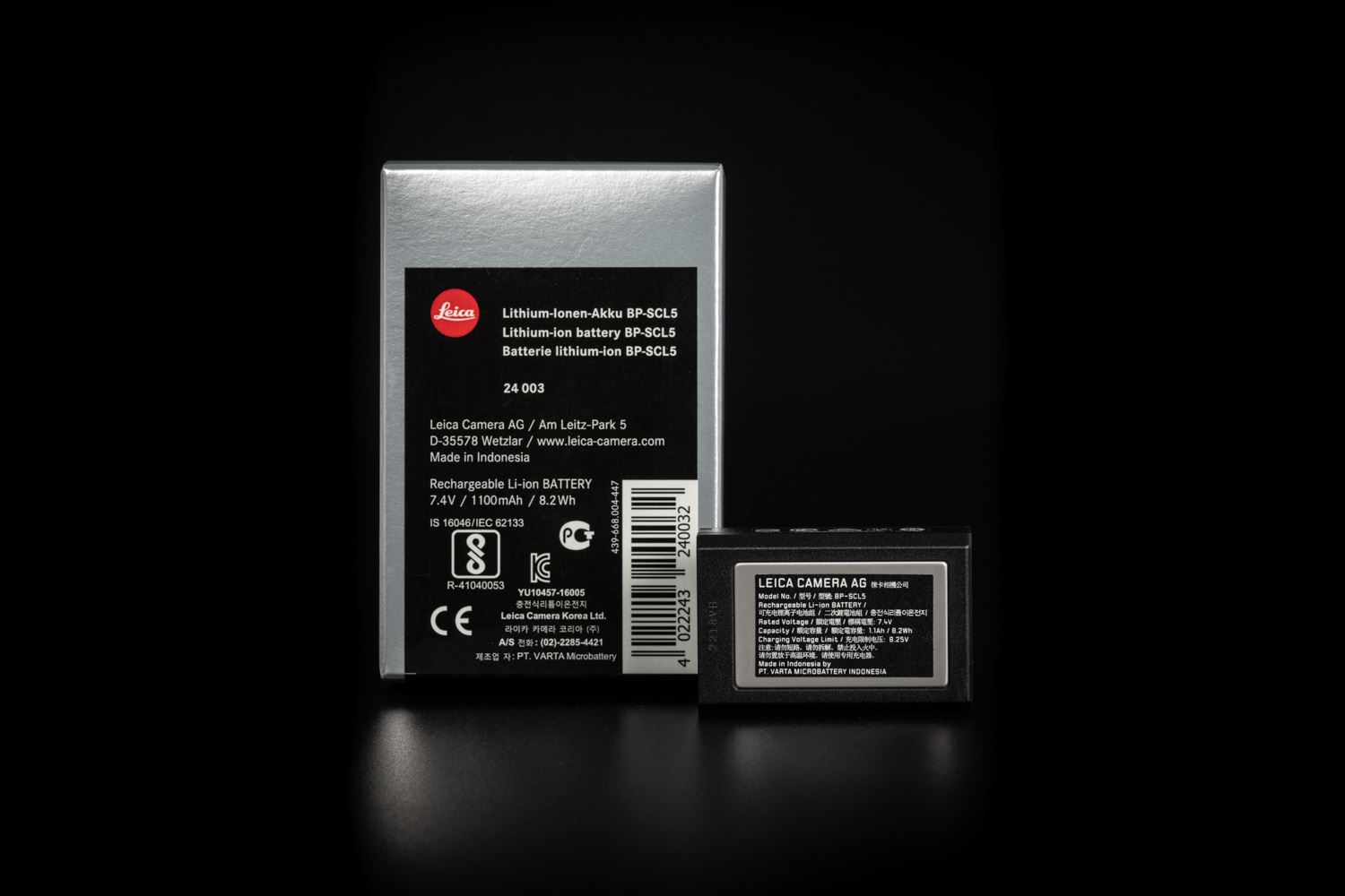 Picture of leica Lithium-ion battery BP-SCL5