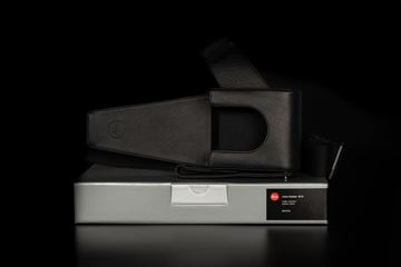 Picture of leica Holster M10, leather, black