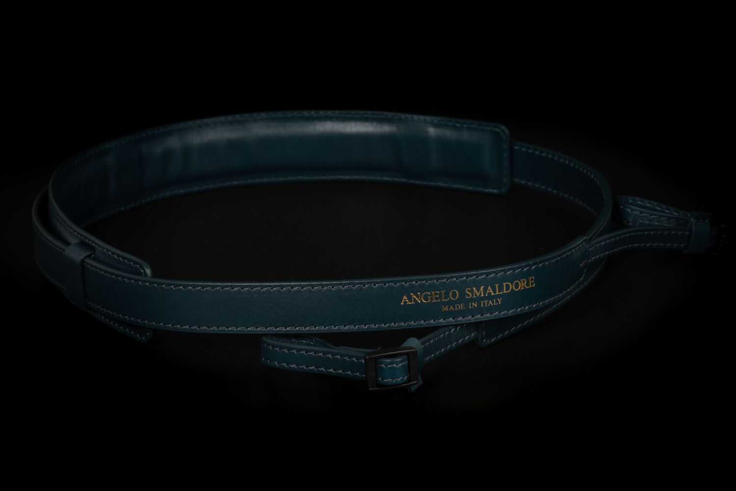 Picture of Angelo Pelle Neck Strap, Ferrara SL - Blue