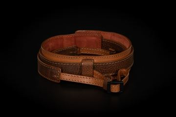 Picture of Angelo Pelle Neck Strap, Ferrara SL - Foxy Brown