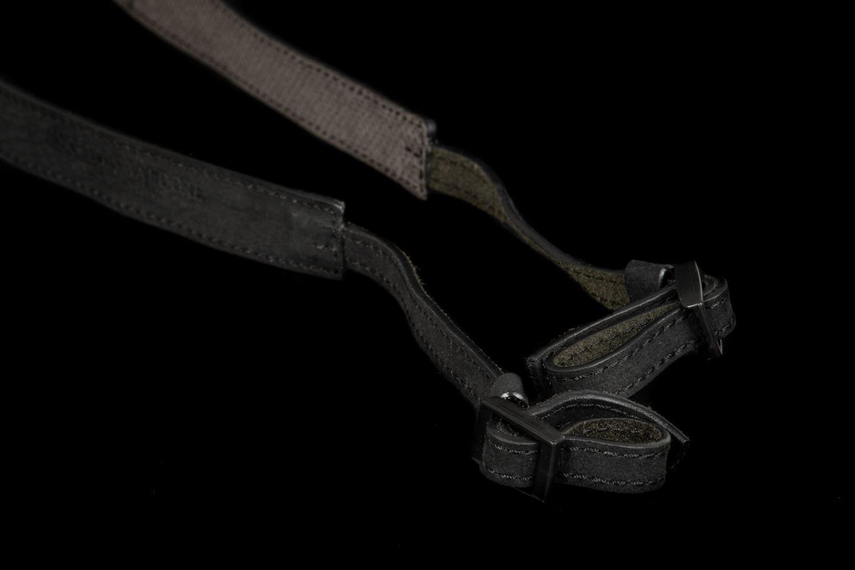 Picture of Angelo Pelle Neck Strap, Ferrara SL - Matte Black (Stealth)