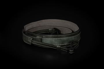 Picture of Angelo Pelle Neck Strap, Ferrara SL - Titanium Grey