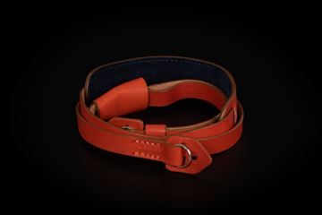 Picture of Angelo Pelle Neck Strap, Padded - Orange