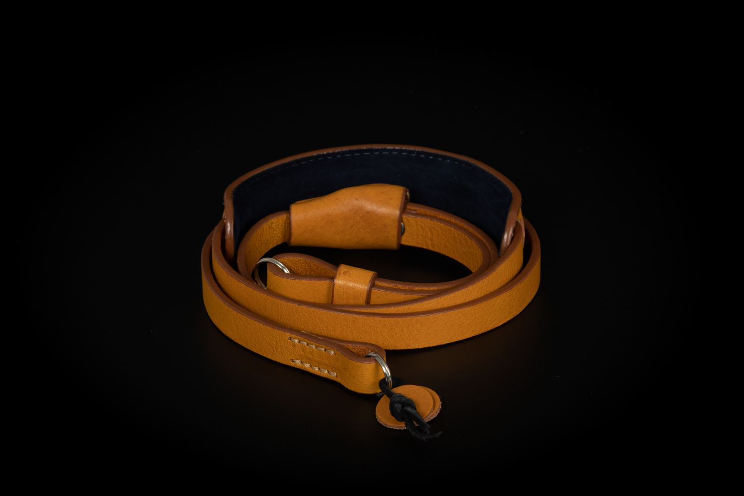 Picture of Angelo Pelle Neck Strap, Padded - Yellow