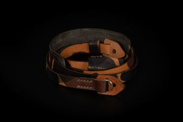 Picture of Angelo Pelle Neck Strap, Padded - Camouflage